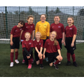 The Oaks Girls' Football C-Team