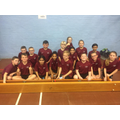 The Oaks Sportshall Athletics Team