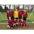 The Oaks Boys' Football A-Team