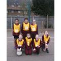 The Oaks Girls' Netball Team Vs Whitehouse