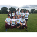 Boys' Cricket Team at Ipswich Cricket Finals 2016