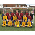 The Oaks Boys' Football Squad 2015/16