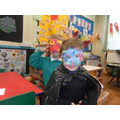 Some very imaginative mask designs!