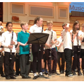 DeMontfort Hall clarinet performance July 2015