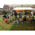 Ukulele performance Donisthorpe Church July 2015