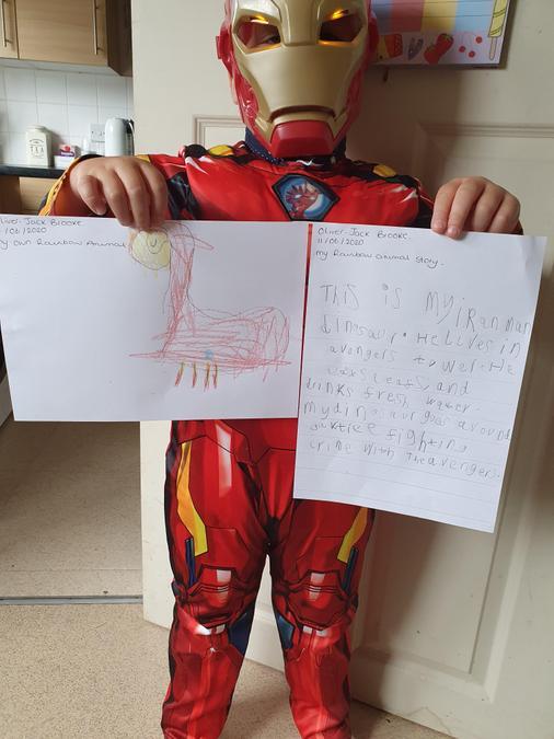 Check out Iron Man!