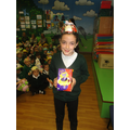 Ladybird hat winner