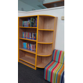 Brand new library furniture...