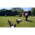 Pupils in Y4 taking part in some role-play for their RE lessons this week...