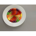 Science Week. Our Skittles experiment
