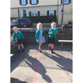 We have been learning about exercise.