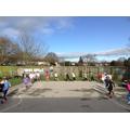 Sport Relief - getting activie