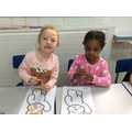 We enjoyed supporting Children in Need.
