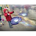 Wow - big bubbles