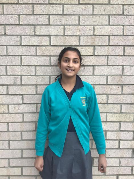Anisha -  Green House Captain
