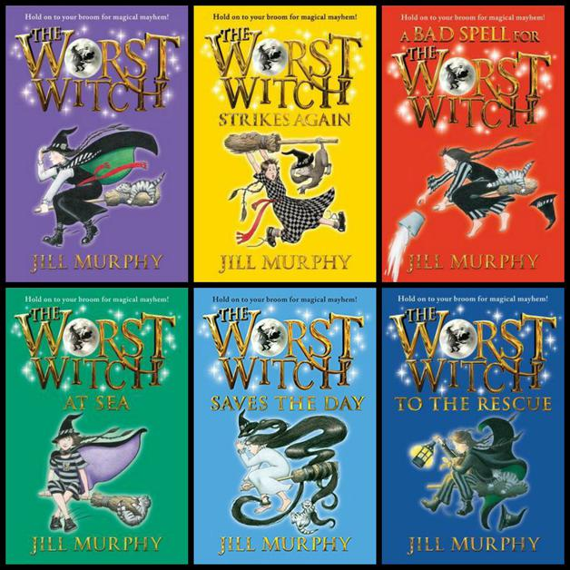 There are a number of other books in the series