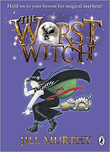 Current class book: The Worst Witch by Jill Murphy