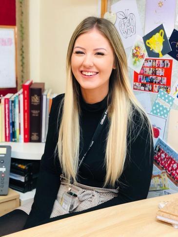 Miss Rebecca Lippard - Teaching Assistant