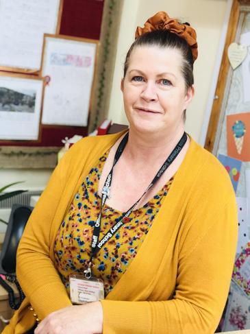 Mrs Carol Wilson - 1:1 Teaching Assistant