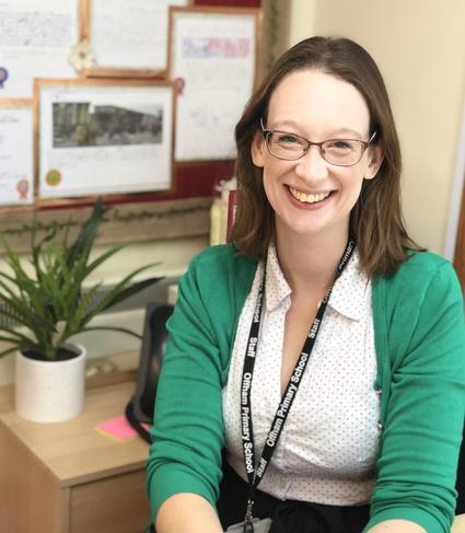 Mrs Emily John - Headteacher