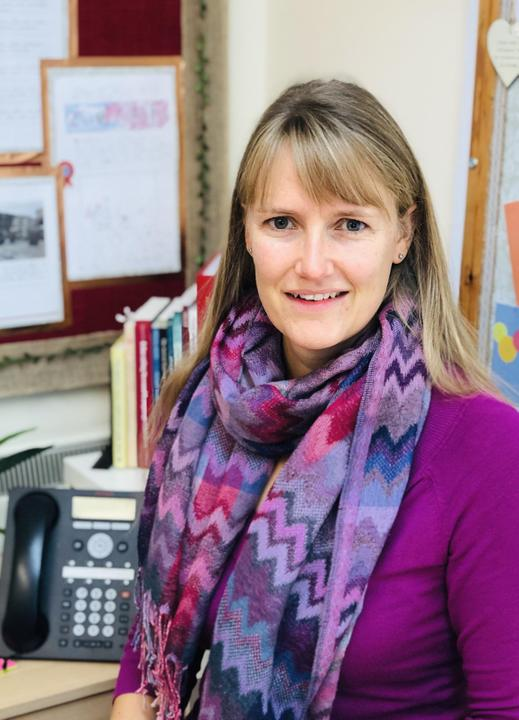 Miss Ruth Oehl - Reception Teaching Assistant