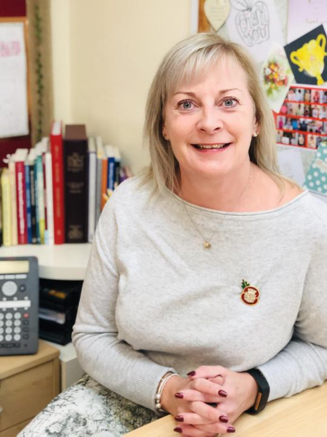 Mrs Allison Thomas - Teaching Assistant