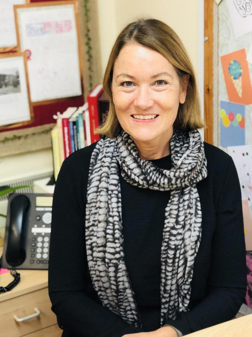 Mrs Kay Baker - Reception Teaching Assistant