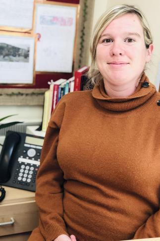 Mrs Chantelle Austin - Assistant Chef