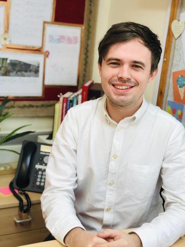 Mr Jonathan O'Sullivan - KS2 Leader and Year 6 Teacher