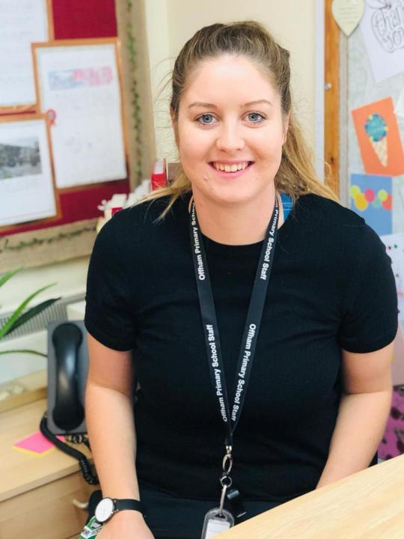 Miss Zara Roots - Teaching Assistant