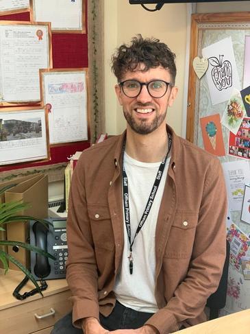 Mr Sam Dwinell - Higher Level Teaching Assistant