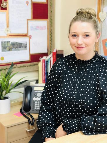 Miss Charlotte Brady - Year 5 Teacher
