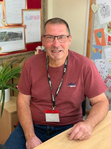 Mr Stephen Hollyer - Caretaker