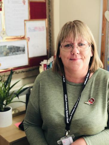 Mrs Julie Lovell - Year 1 Teaching Assistant