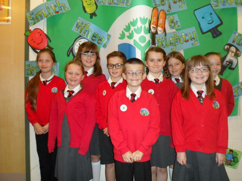 Our current Eco Watch Team