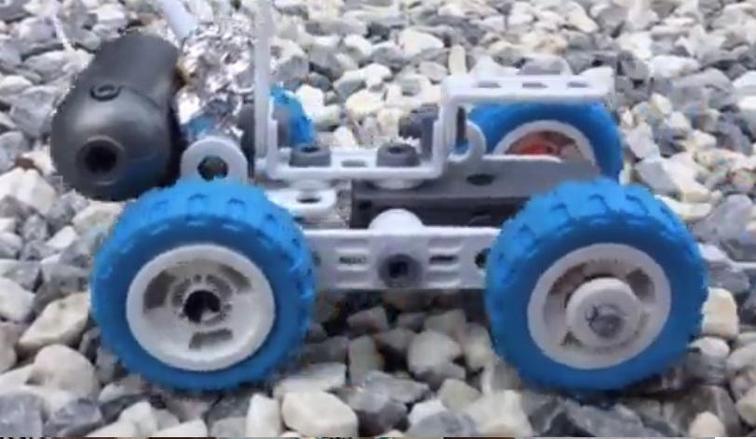 Maddie's lunar rover
