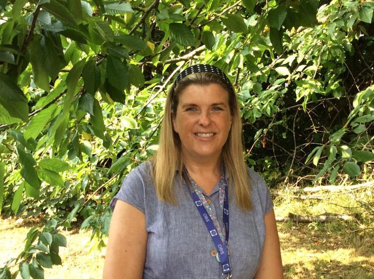 Mrs Richards - Class 5 teacher