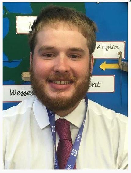 Mr Ross: Class 4 Teacher