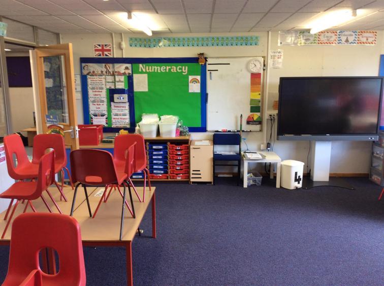 Class 4 - Mr Ross