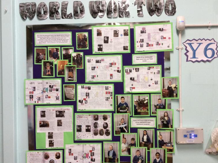 Year 6- World War 2