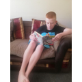 Harvey Home Reading