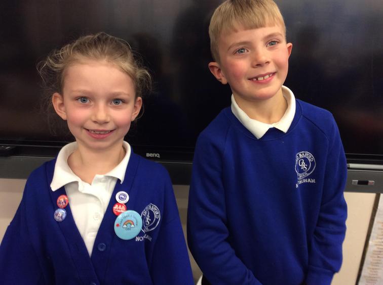 Class 8 - Caitlyn & Max