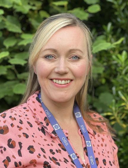 Mrs Sawford- Acting EYFS Lead/Oaks Class