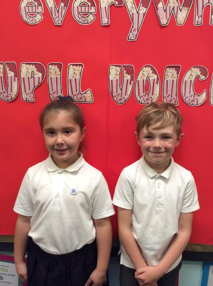 Class 5 - Lacey Mai and Archie