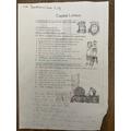 Lola's literacy work