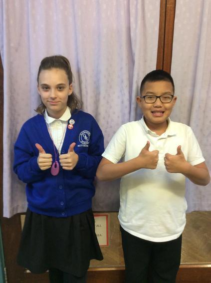 Class 13 - Lola O & Kevin