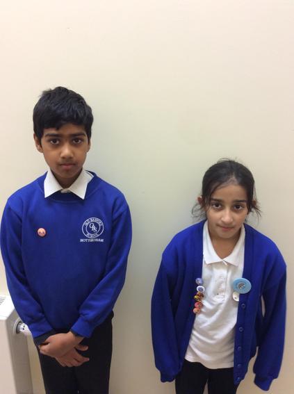 Class 11 - Goutham & Alisha