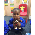 We brought our favourite bears for our WOW day