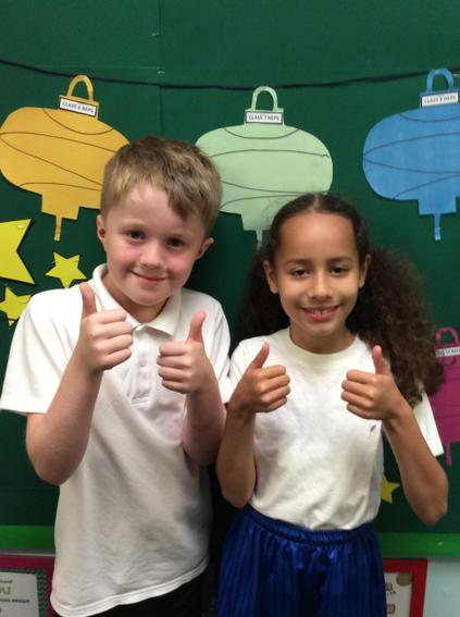 Class 9 -  Archie and Amber-Rae