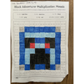 Lola's multiplication work